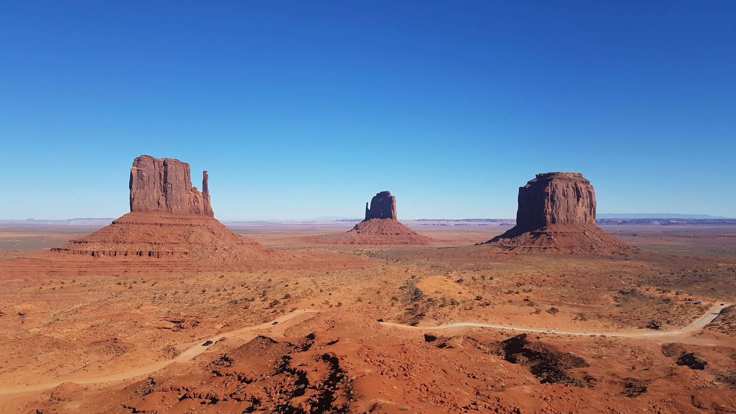 Monument Valley, 2018.
