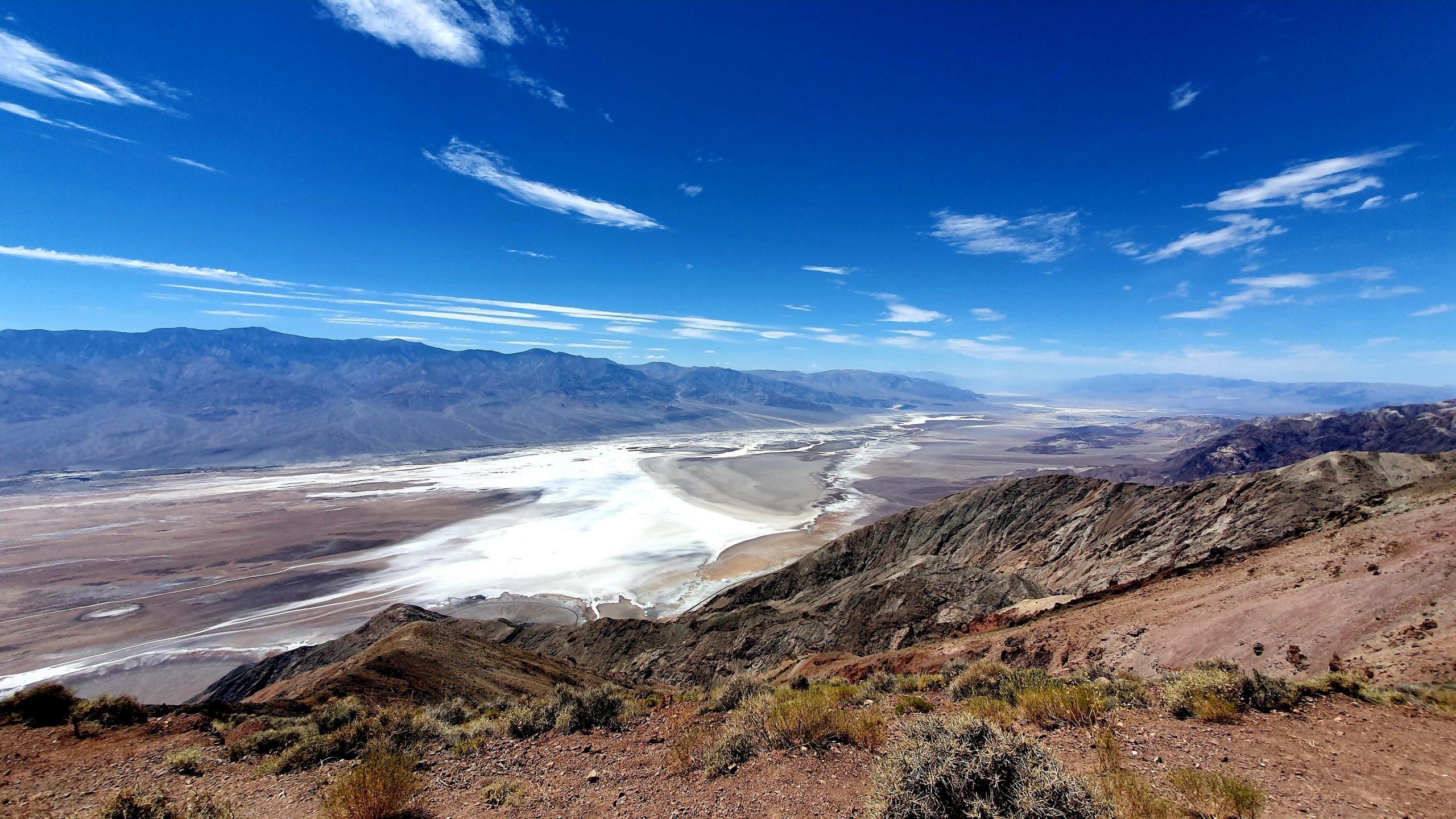 Death Valley, Dezember 2018.